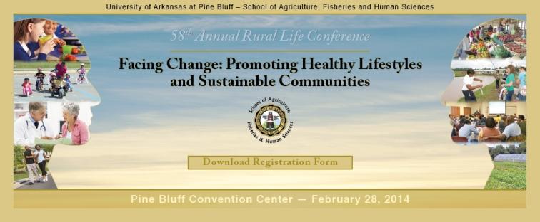 Rural LIfe Conference 2014 Web Flash Image