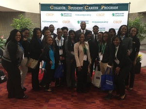 Uapb Students Find Jobs Internships At Poultry Sciences Career