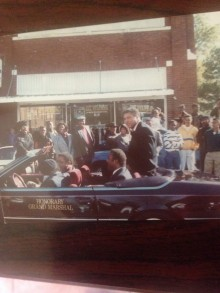 Muhammad Ali Parade Picture