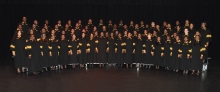 2016-2017 UAPB Vesper Choir