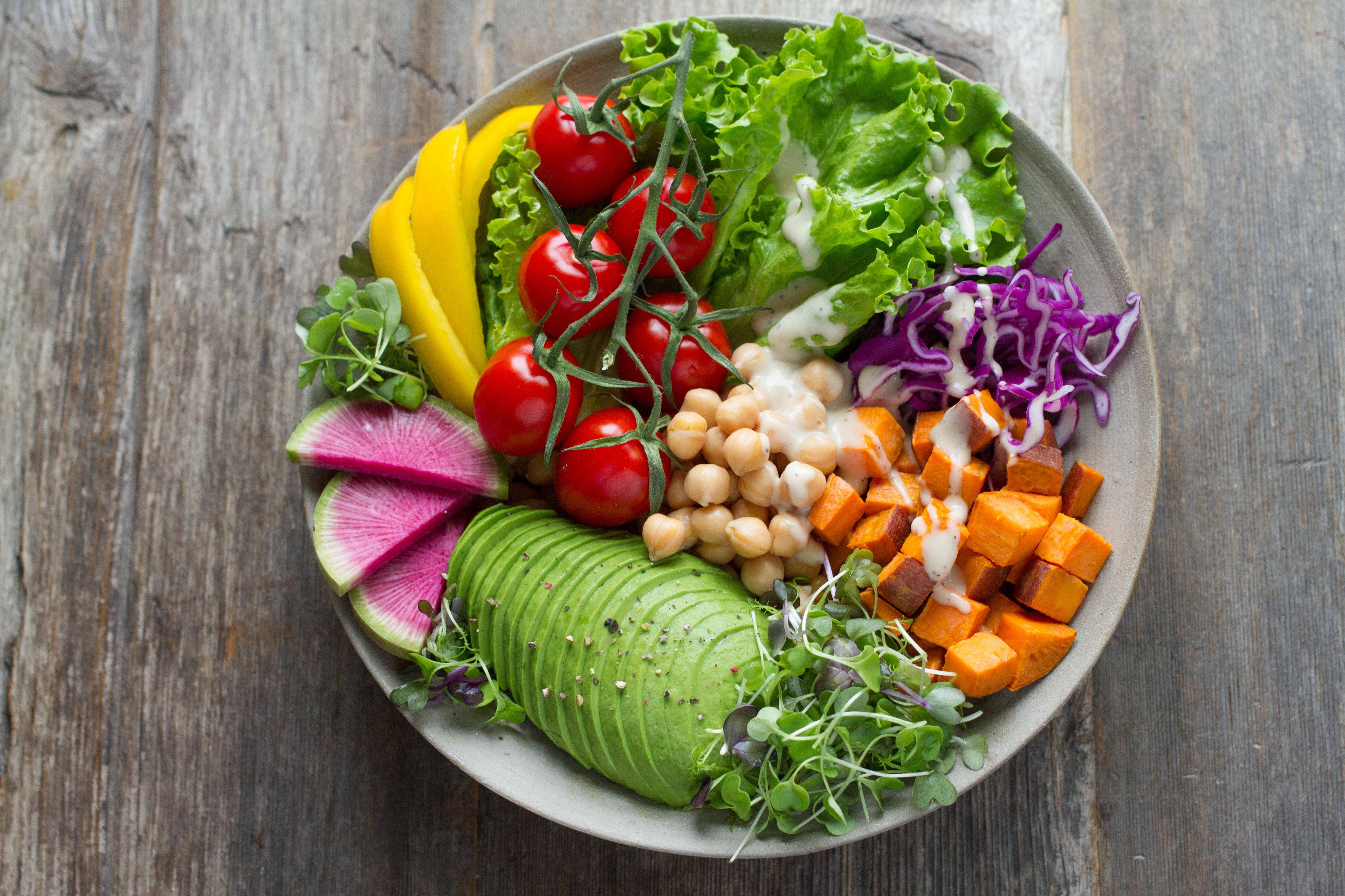 well planned vegetarian diets