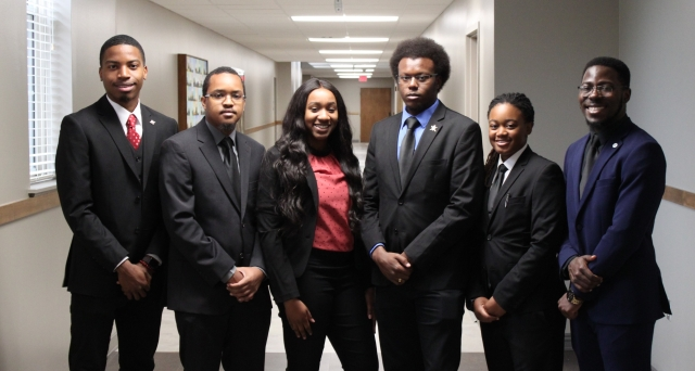 Six UAPB graduates hired by Northrop Grumman